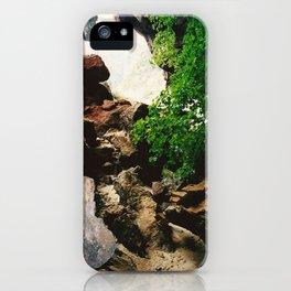 Railay Beach TH - Trail II iPhone Case