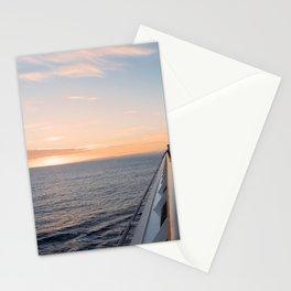 Cruising Into Tomorrow Stationery Cards