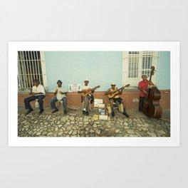 Los Pinos Art Print