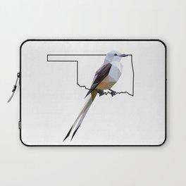 Oklahoma – Scissor-Tailed Flycatcher Laptop Sleeve