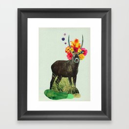 i've been searching for something i've never seen Framed Art Print