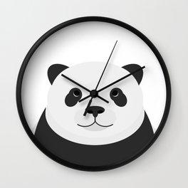 The Panda Bear Wall Clock