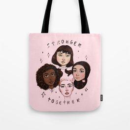 Stronger Together Tote Bag