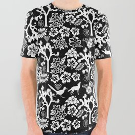 """Joshua Tree Pattern """"Yucca Bali"""" by CREYES All Over Graphic Tee"""
