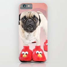 You don't have a pair or two too? Slim Case iPhone 6s