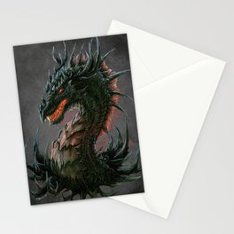 Regal Dragon Stationery Cards