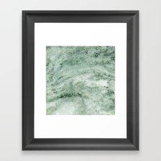 Greek Marble Framed Art Print