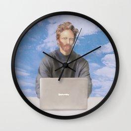 Modern Van Gogh Wall Clock