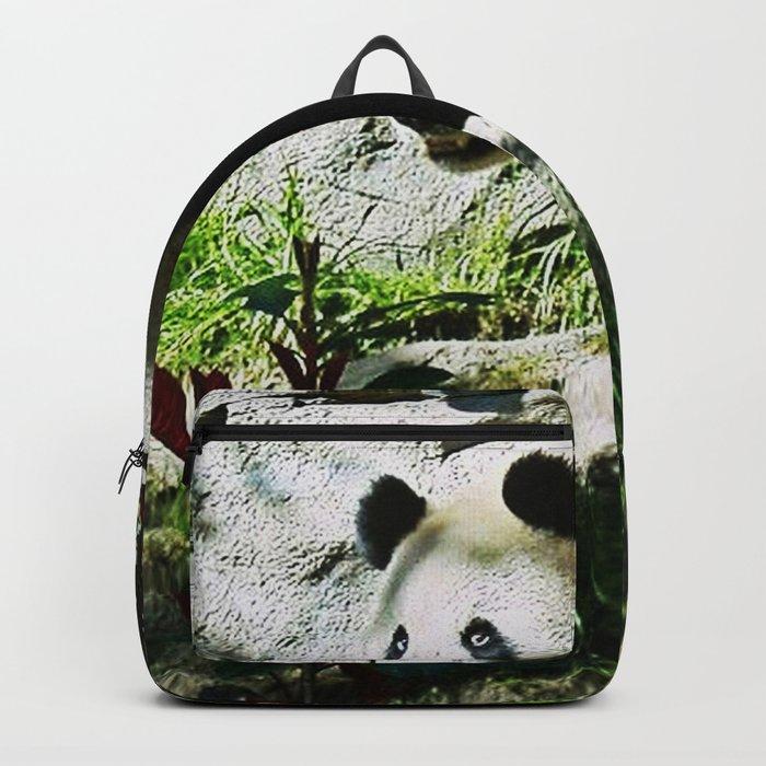 Panda Smile Backpack