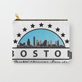 Boston Freaking Awesome Since 1630 Carry-All Pouch