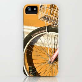 Goldrenrod Afternoon iPhone Case