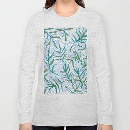 Bamboo shoots Long Sleeve T-shirt
