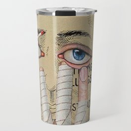 IMPRACTICAL CHARACTER Travel Mug
