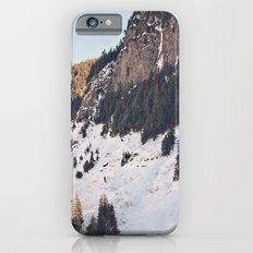 Mountain Snow in the Sun iPhone 6s Slim Case