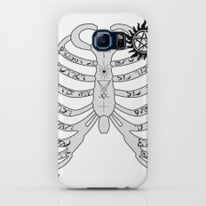 Supernatural - Dean Winchester's Ribcage Slim Case Galaxy S8