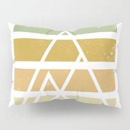 Desert color landscape Pillow Sham