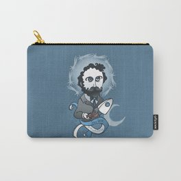 Jules Verne Holy Writer Carry-All Pouch