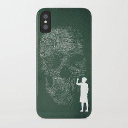 Equation iPhone Case
