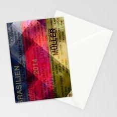 Team Germany Stationery Cards