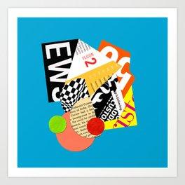 Floor 2 Art Print