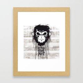 Veritas Odium Parit Framed Art Print