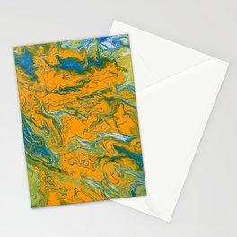Topographie concepteur 1 portrait version Stationery Cards
