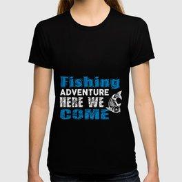 Fishing Adventure T-shirt
