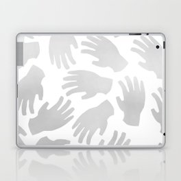 Hands On Laptop & iPad Skin