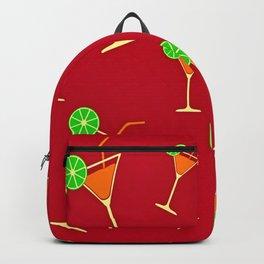 Reddy margarita drink Backpack
