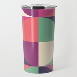 Quarters Quilt 3 Travel Mug