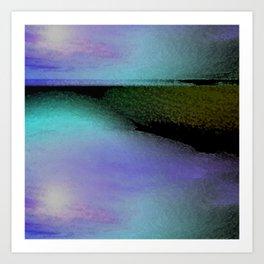 zen water 1 Art Print