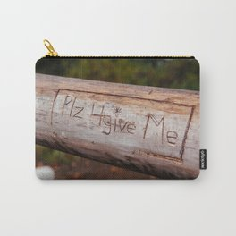 plz 4give me Carry-All Pouch
