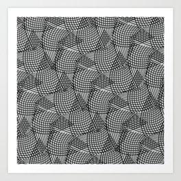 Pattern #6 Art Print