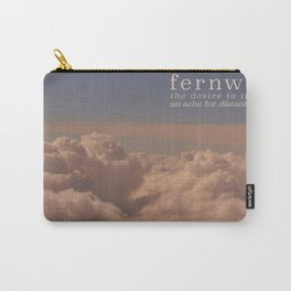 Fernweh Carry-All Pouch