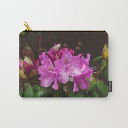 Brooklyn Heights Blooms II Carry-All Pouch