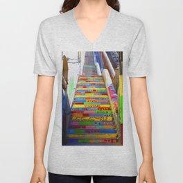 Stairway To Heaven Unisex V-Neck