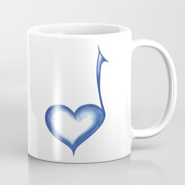 Believe in love Coffee Mug