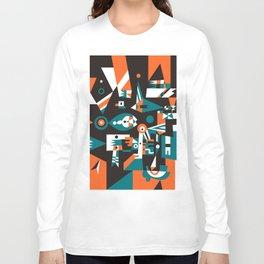 Schema 1 Long Sleeve T-shirt