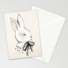 BUNNY & BOW Stationery Cards