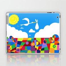 Up! Nursery Art Laptop & iPad Skin