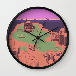 Earthbound / Mother 3 - Alec's House Wall Clock