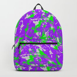 Clown Prince Camo Backpack