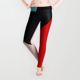 Abstract Shape #3 Leggings