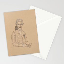 Gustave III Stationery Cards