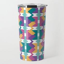 Crunchy Rainbow Travel Mug