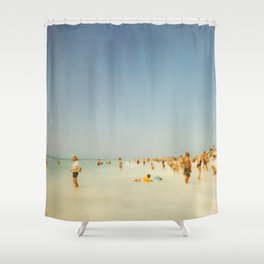2900 Miles #6 Shower Curtain