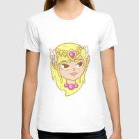 legend of zelda T-shirts featuring  Zelda  by HypersVE