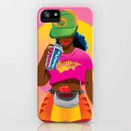 Retro Huey 8 iPhone Case