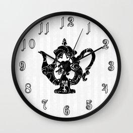 Memento Tea - Logo Wall Clock