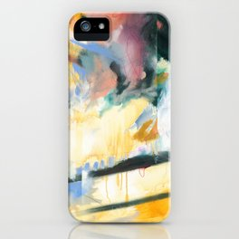 The Light Shines Through iPhone Case
